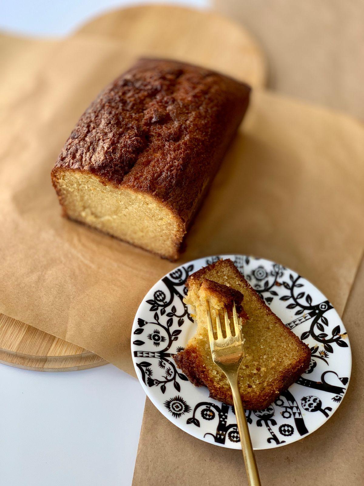 Seven Grams Caffe olive oil bread