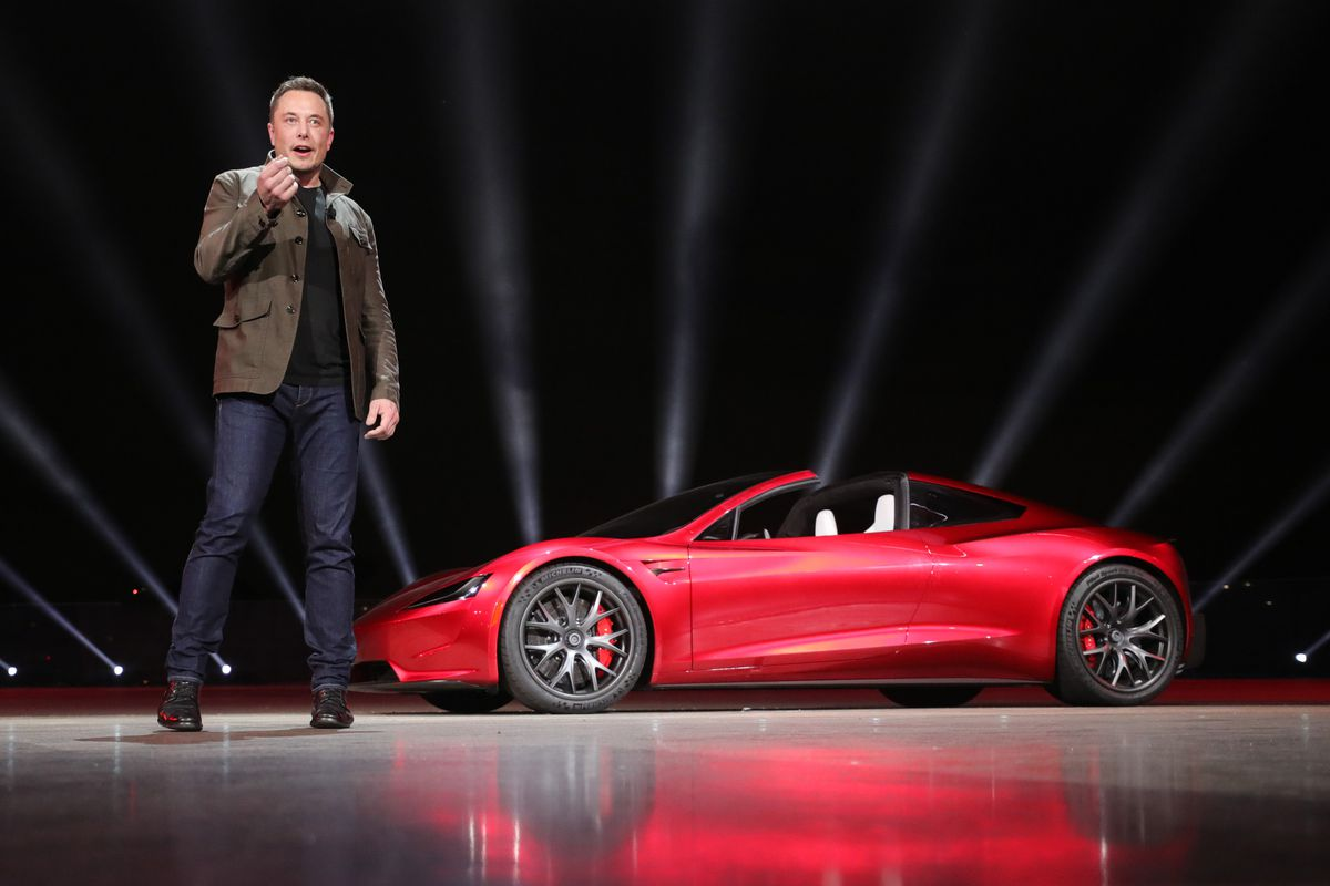 The Roadster May Have Overshadowed Reveal That Was Supposed To Overshadow Other Tesla News