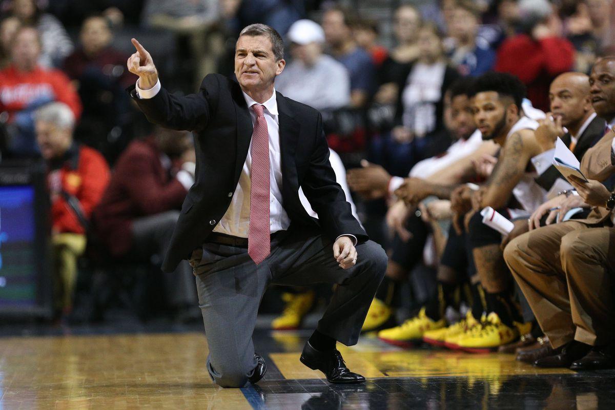 NCAA Basketball: Barclays Center Classic-Maryland vs Richmond