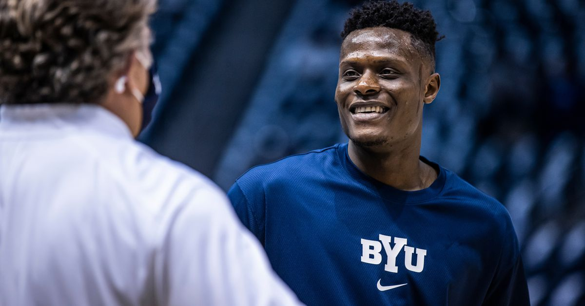 BYU basketball: What Gideon George gained trying out for Nigerian Team