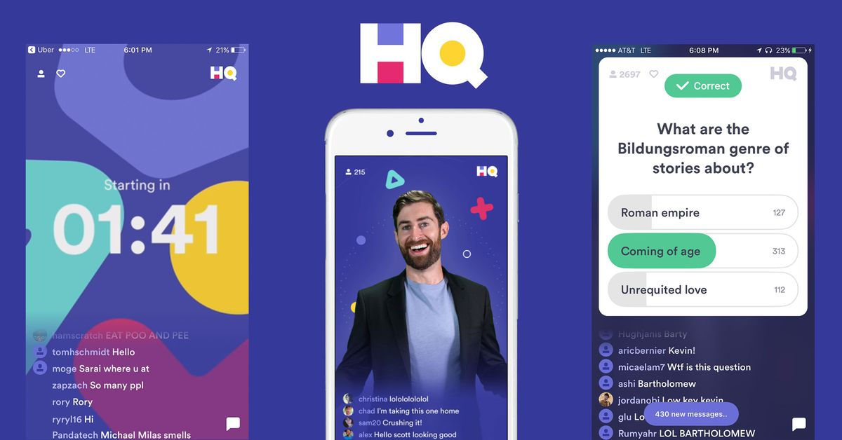 HQ Trivia shuts down after three years