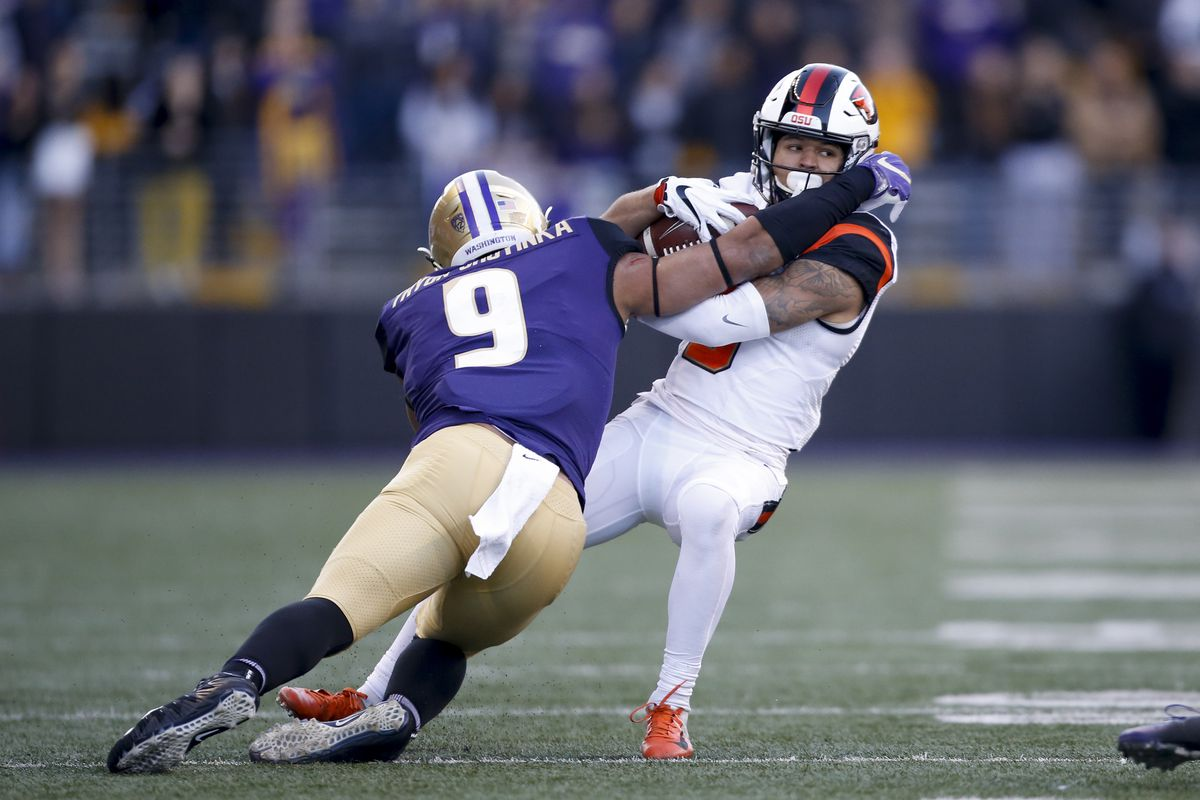 Day 9- Who will be the Next 1st Round Pick from the Washington Huskies?
