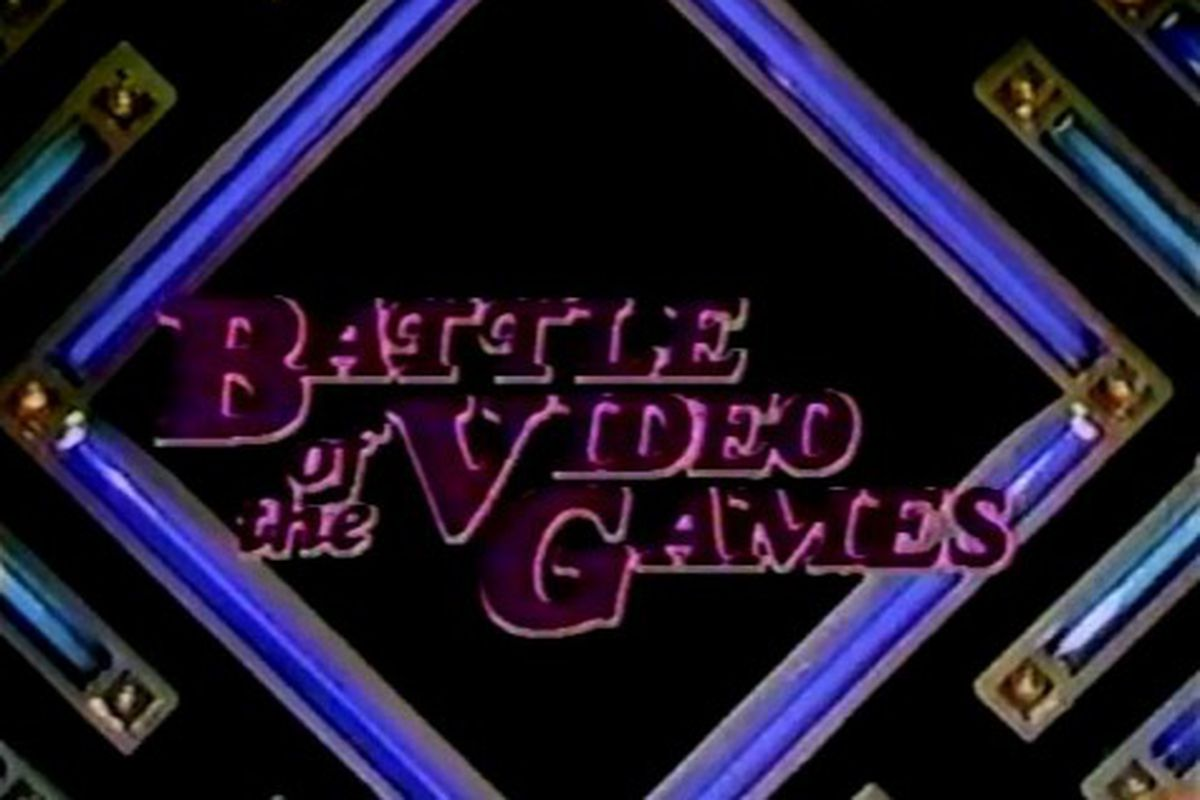 Battle of the Video Games THE AWL