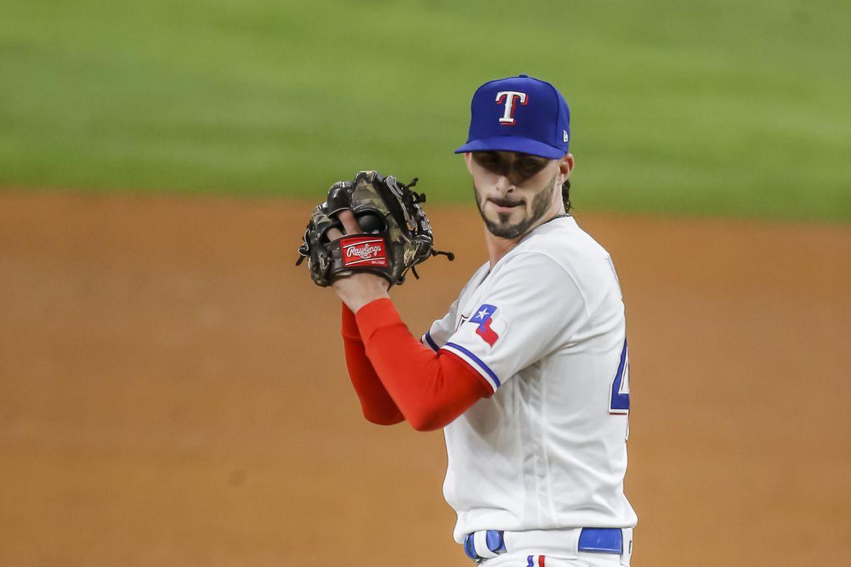 MLB: MAY 18 Yankees at Rangers