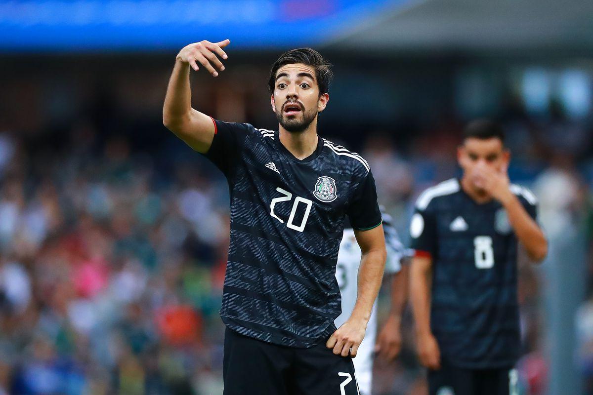 Mexico v Panama - Concacaf Nations League