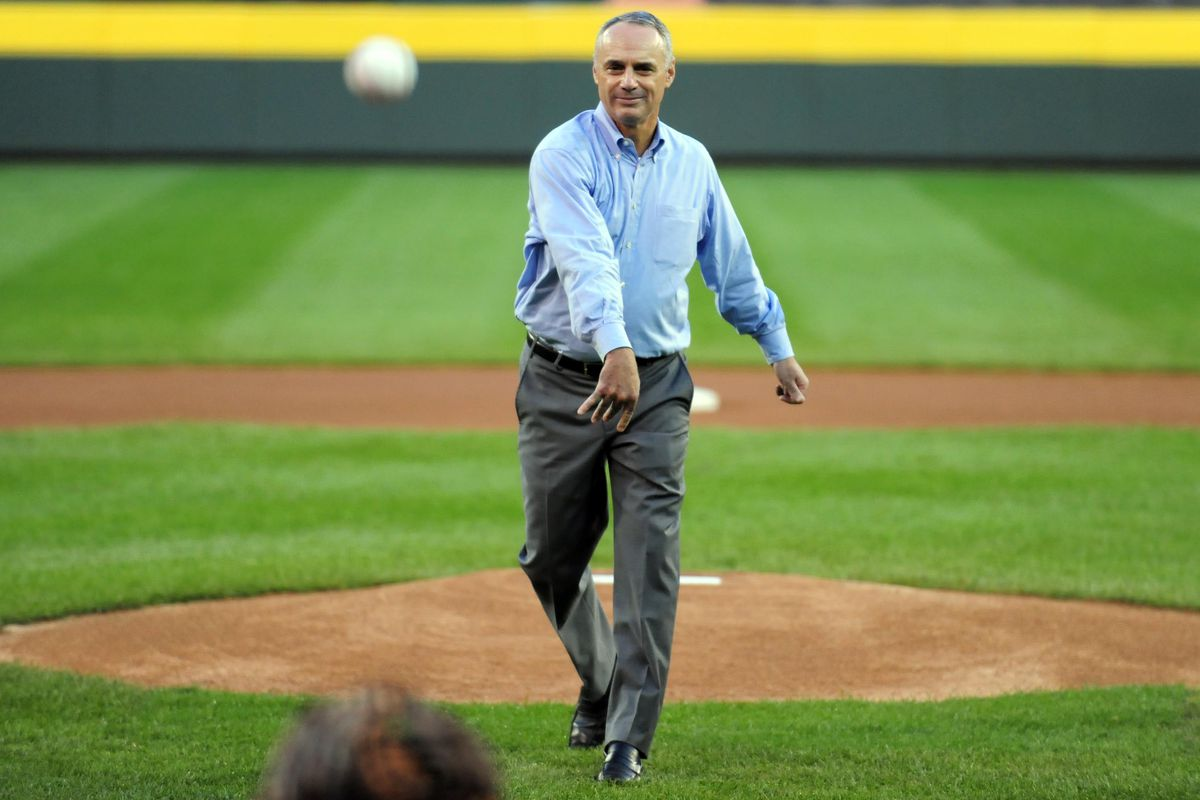 New MLB commissioner Rob Manfred will be a featured panelist at this year's conference.