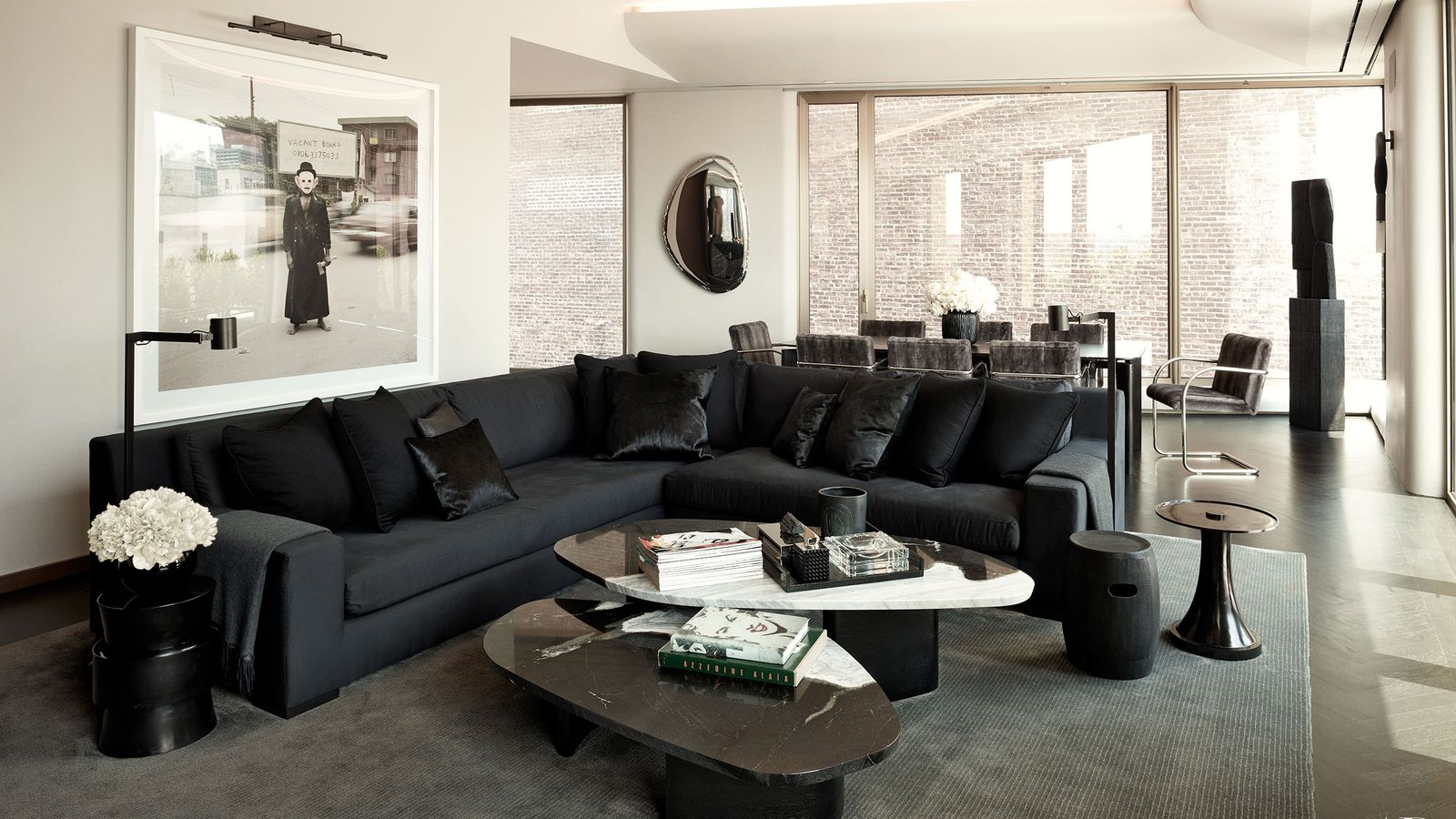 Inside Alexander Wang S Chic New West Chelsea Home Curbed Ny