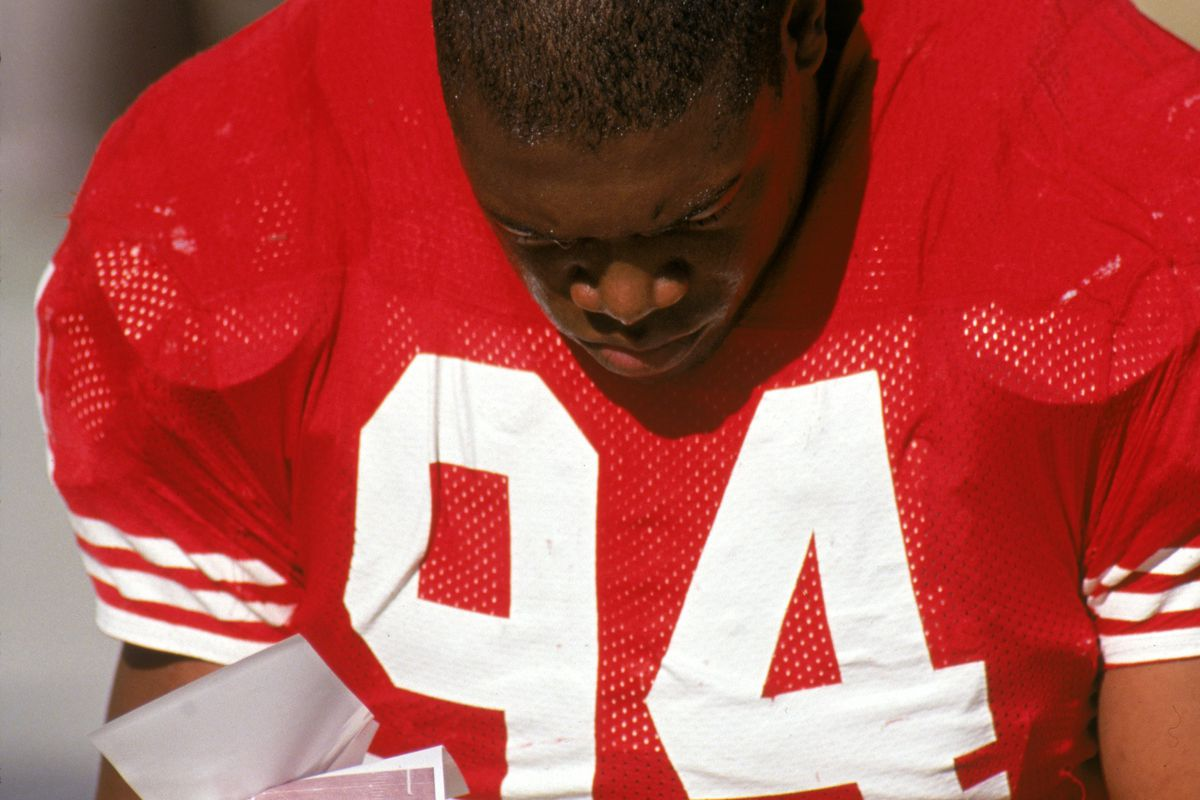 buy popular 52c03 81acf Charles Haley to be inducted into San Francisco 49ers Hall ...