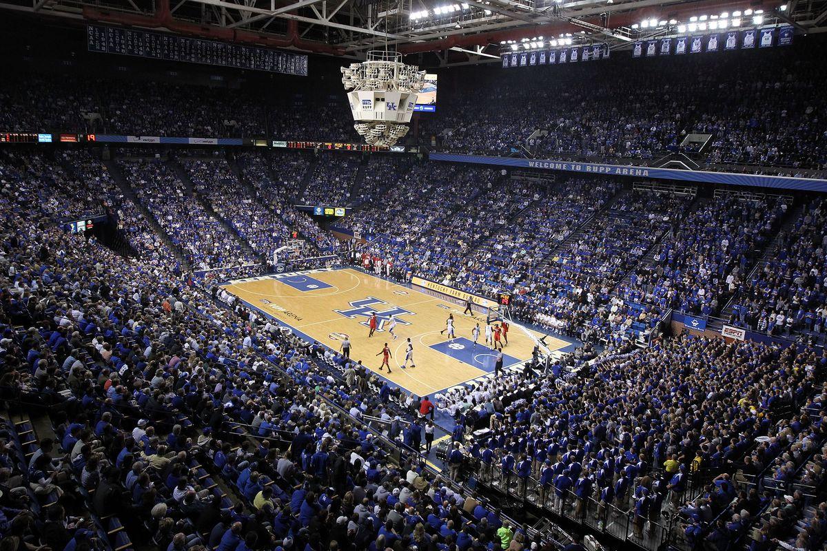 Uk Basketball: Kentucky Wildcats Basketball 2017-18 Non-Conference