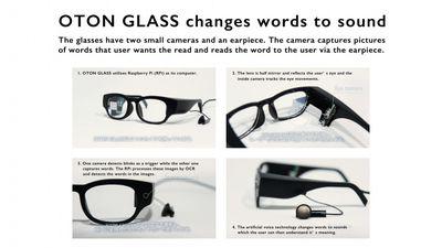 usr 3363 img 1468926500 a7d9b نظارات ذكية تقوم بتحويل الكلمات إلى صوت للأشخاص الذين يعانون من ضعف البصر
