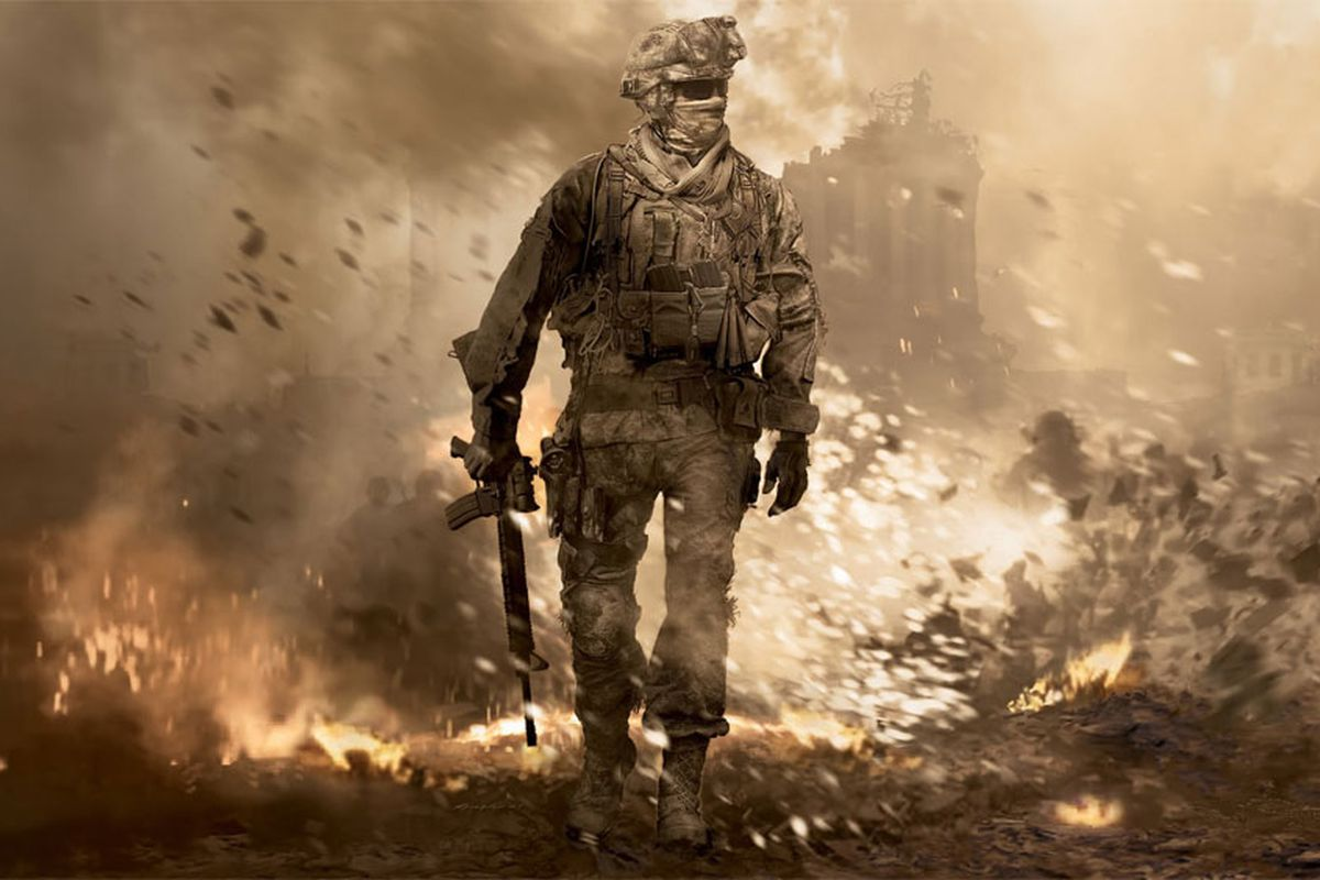 Modern Warfare 2 Remastered rating suggests it's next in line - Polygon