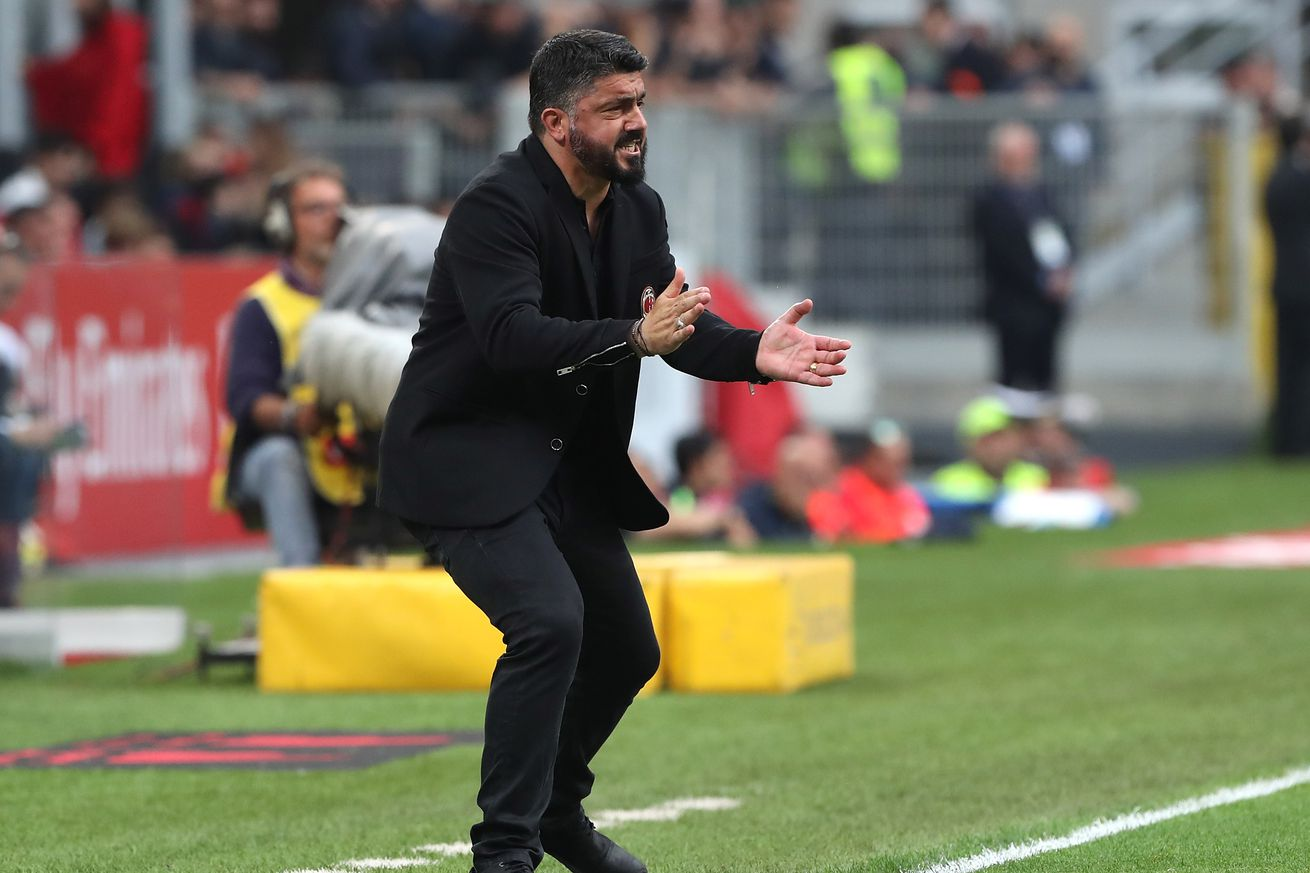 Rossoneri Round-up for 20 May: Gattuso: Finishing 6th makes a huge difference for AC Milan