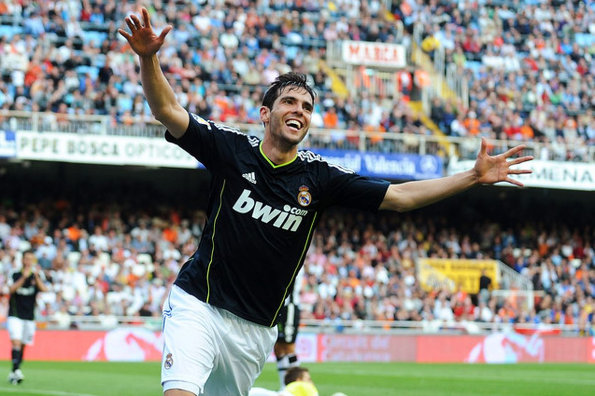 8b26e28a7 Memoirs of a Kaká Fan  an Editorial - Managing Madrid