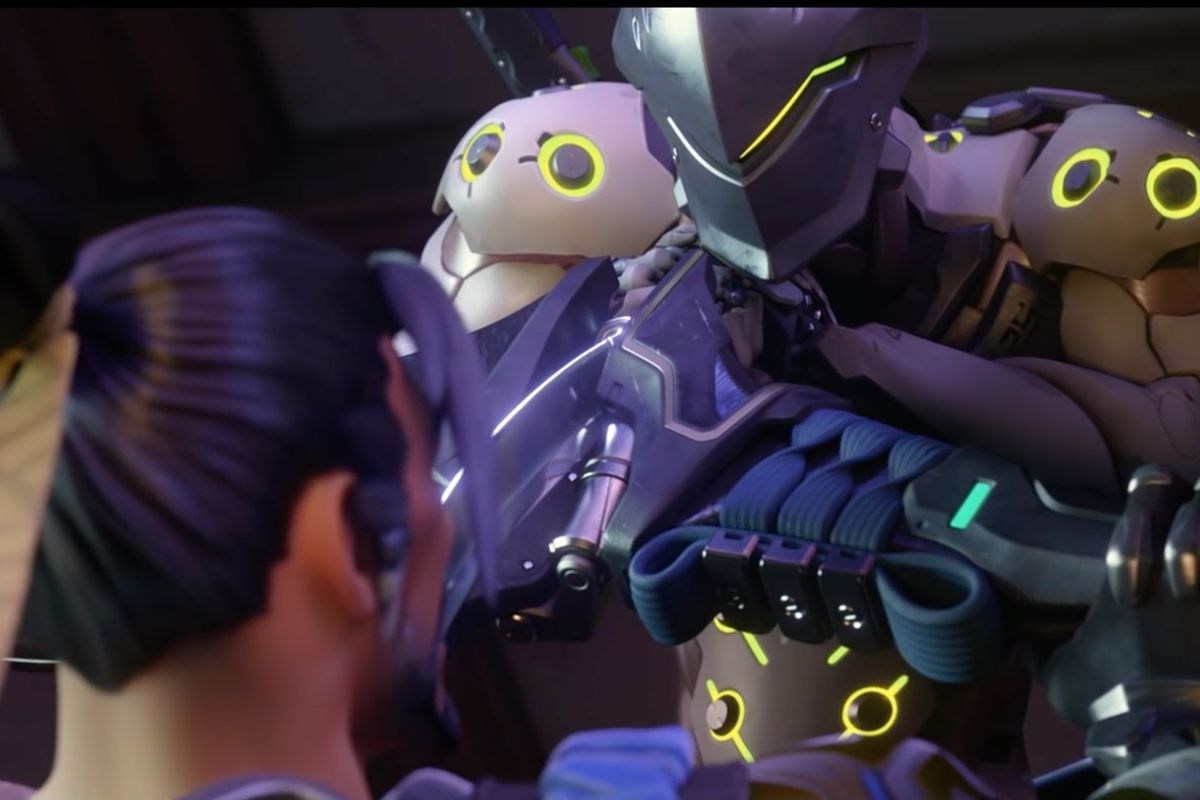 Overwatch on Netflix would be a dream come true.