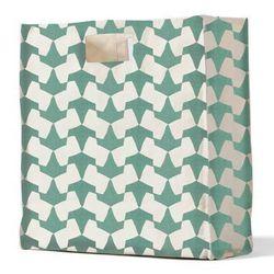 "<b>Pehr</b> Origami Cotton Tote at <b>Hudson</b>, <a href=""http://hudsonboston.com/collections/accessories/products/origami-cotton-tote-by-pehr"">$40</a>"