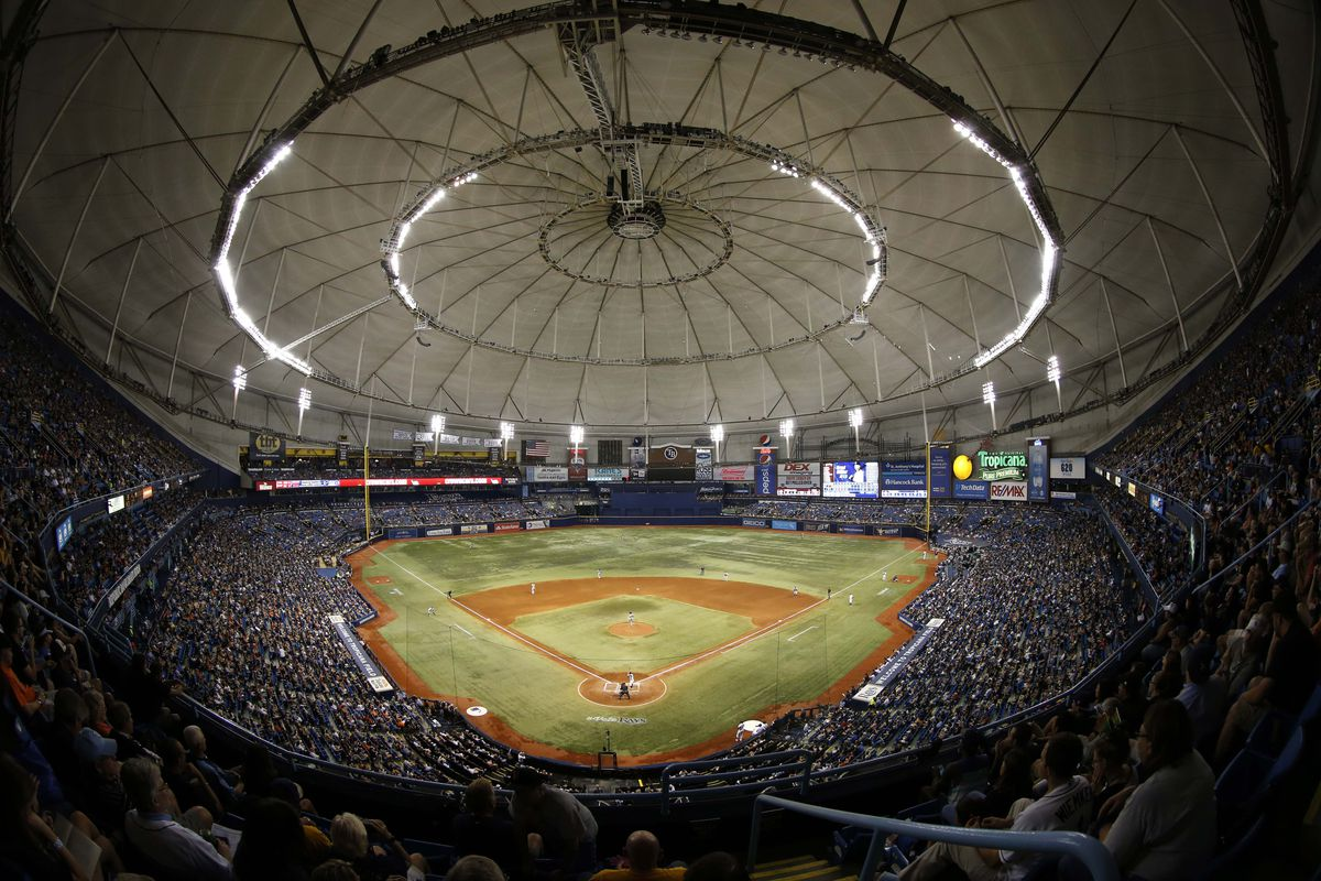 The South should celebrate its hockey heritage at Tropicana Field - Raw  Charge