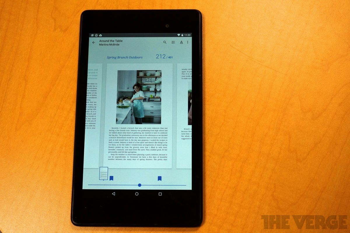 Google Play Books is now a lot better for reading nonfiction titles