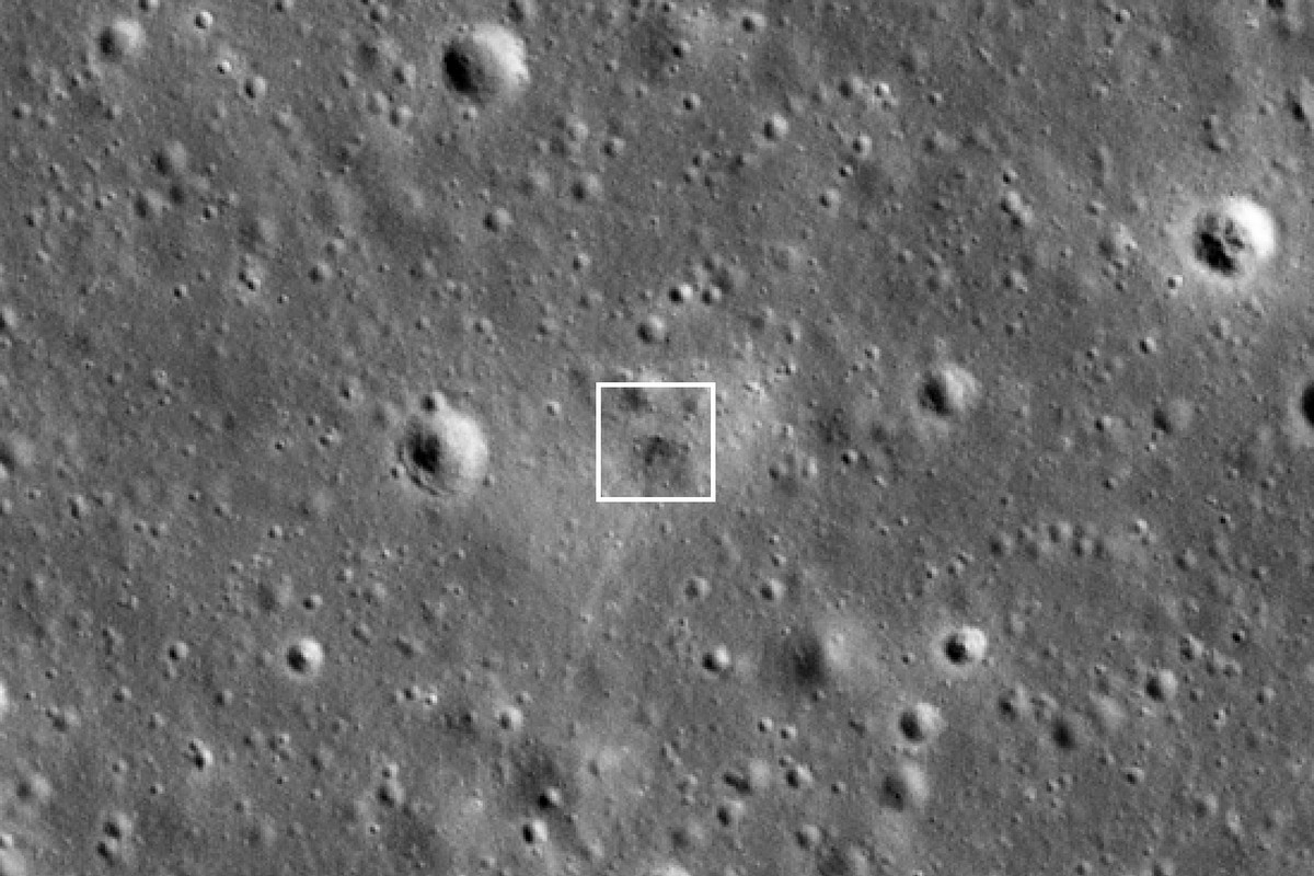 Image result for luna 15 crash images