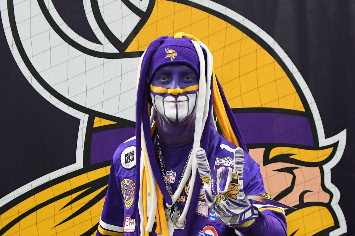 Some Vikings fans are being real sore losers about