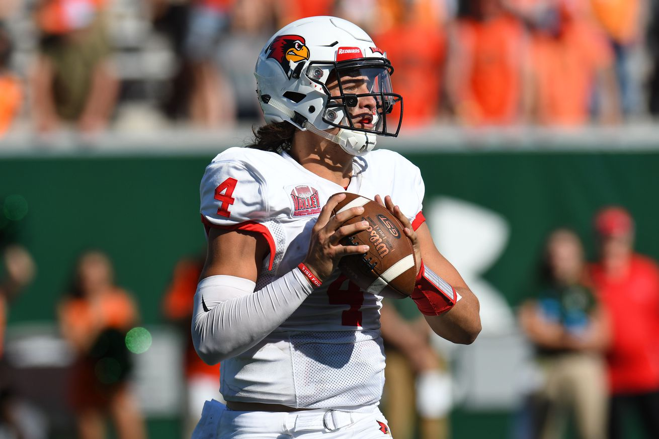 NCAA Football: Illinois State at Colorado State