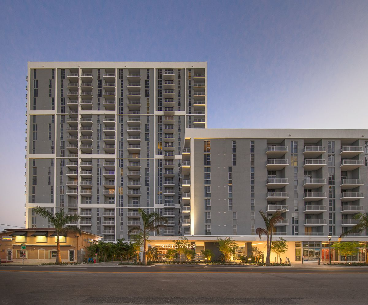 Midtown 29 Awarded Leed Silver Certification By Us Green Building