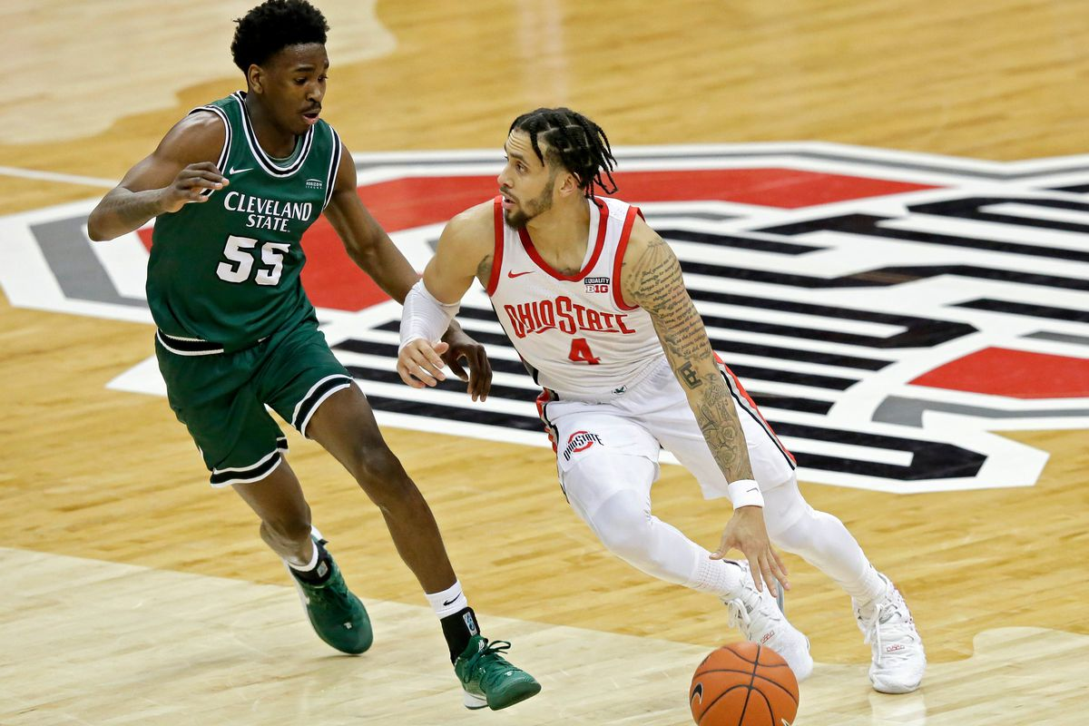 NCAA Basketball: Cleveland State at Ohio State