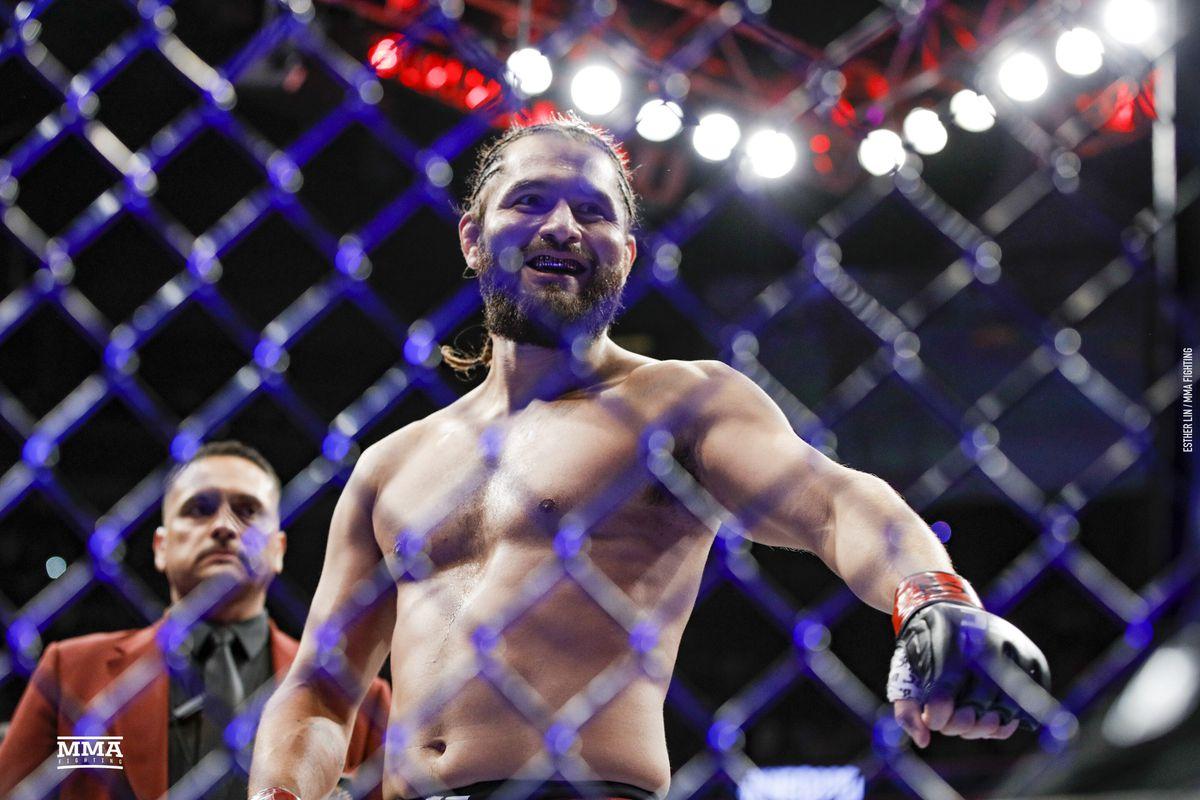 Jorge Masvidal blasts Leon Edwards after UFC on ESPN 4 callout