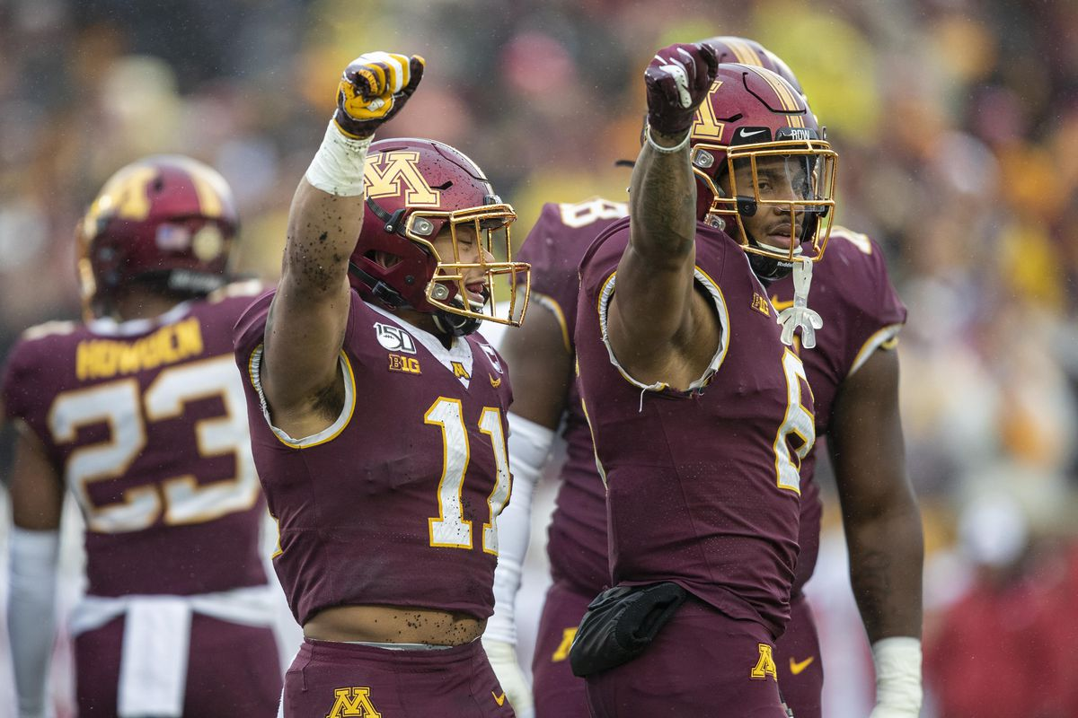 Minnesota Football Who Will Step Up For The Gophers In 2020 The Daily Gopher