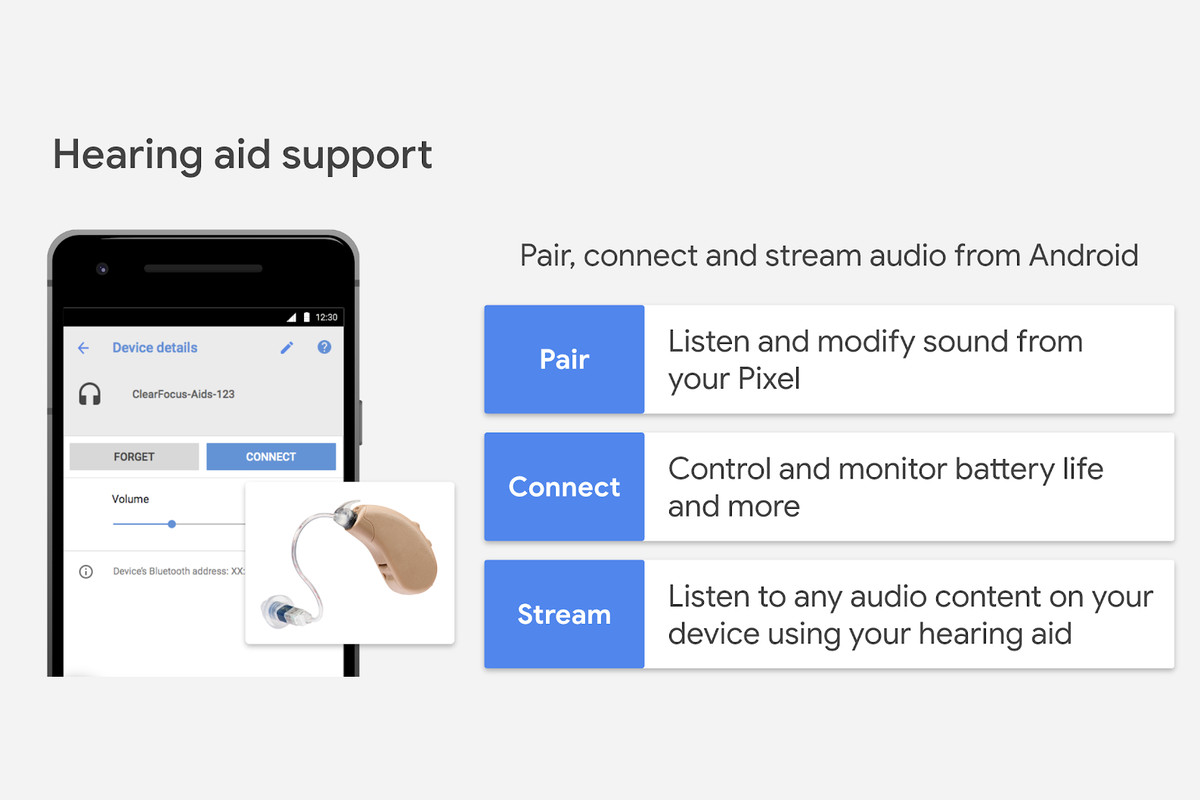 Google is developing native hearing aid support for Android - The Verge