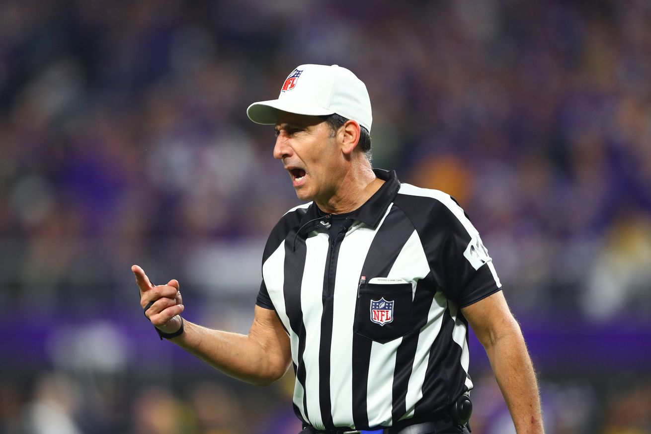 NFL referee responsible for Calvin Johnson catch ruling retires