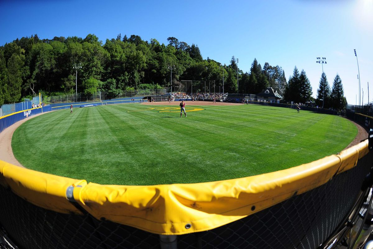 Cal Softball game will take place in Berkeley while the Cal Baseball game is at Tempe.