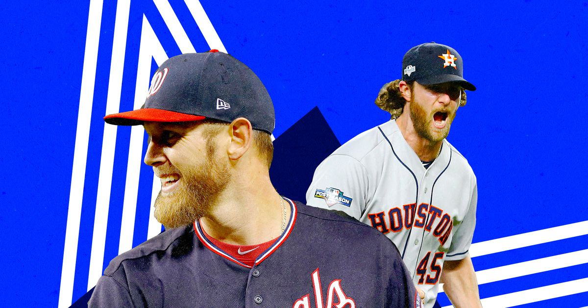 A Nationals-Astros World Series is the perfect redemption for a bizarre MLB season