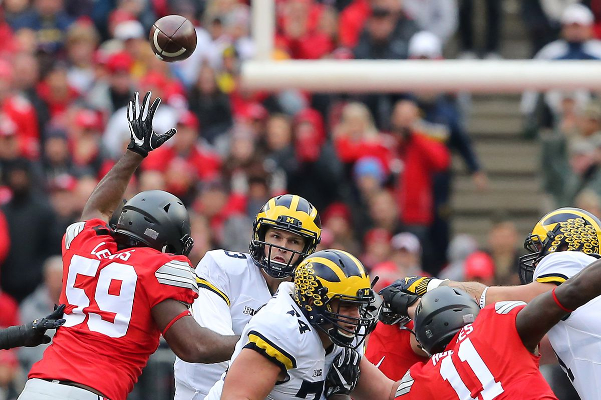Michigan-Ohio State football game officially a noon kickoff on Fox