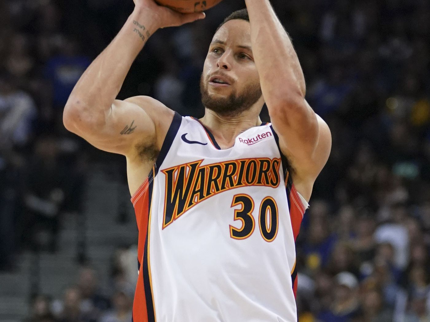 sale retailer a8448 24b6d Warriors Game Breakdown: Curry leads the Dubs to victory ...