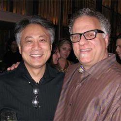 Takashi Yagihasi and Jimmy Bannos