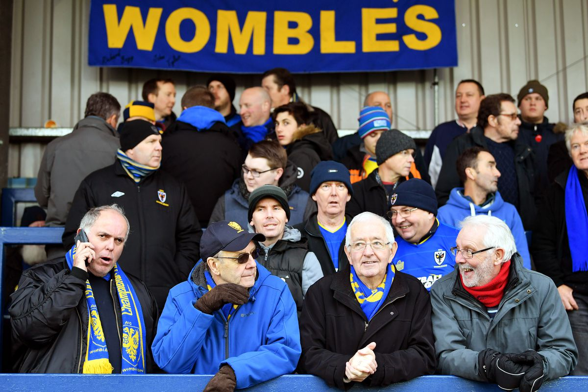 AFC Wimbledon v Charlton Athletic - The Emirates FA Cup Second Round