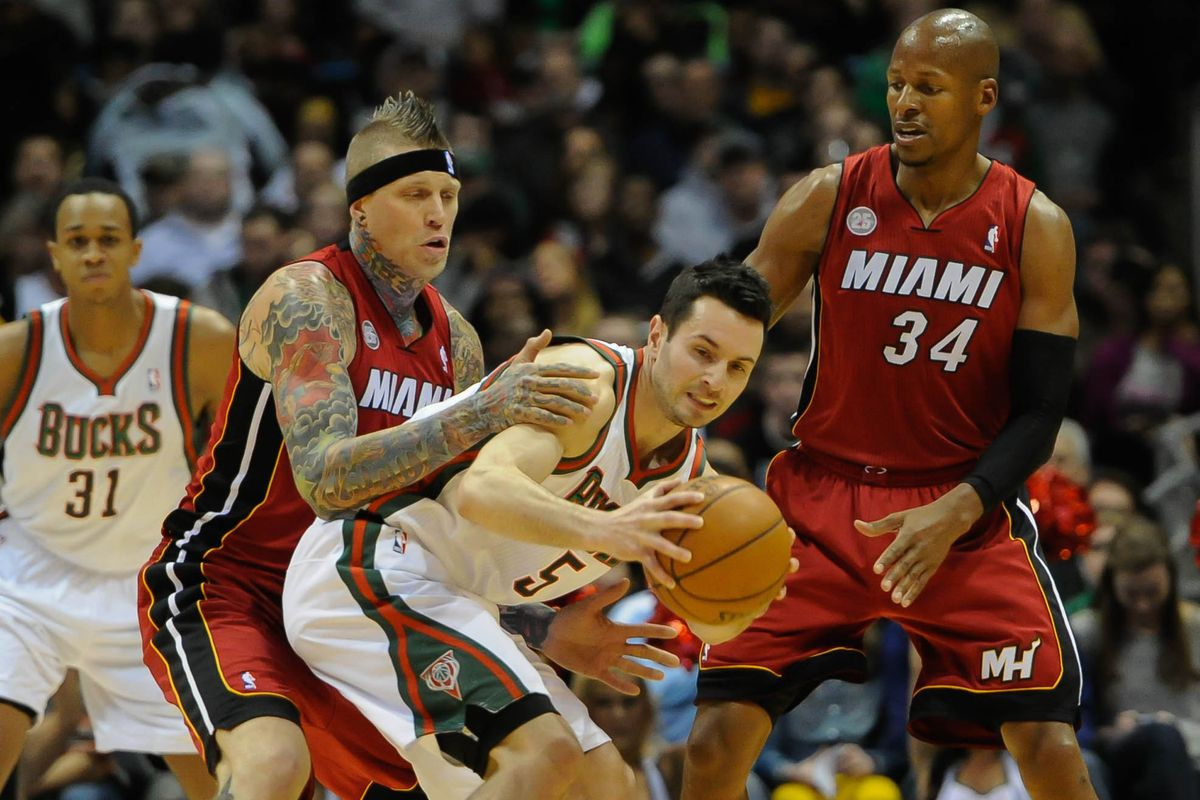 Heat Vs Bucks Image: HEAT Vs Bucks 2013 NBA Playoffs Series Preview: Complete