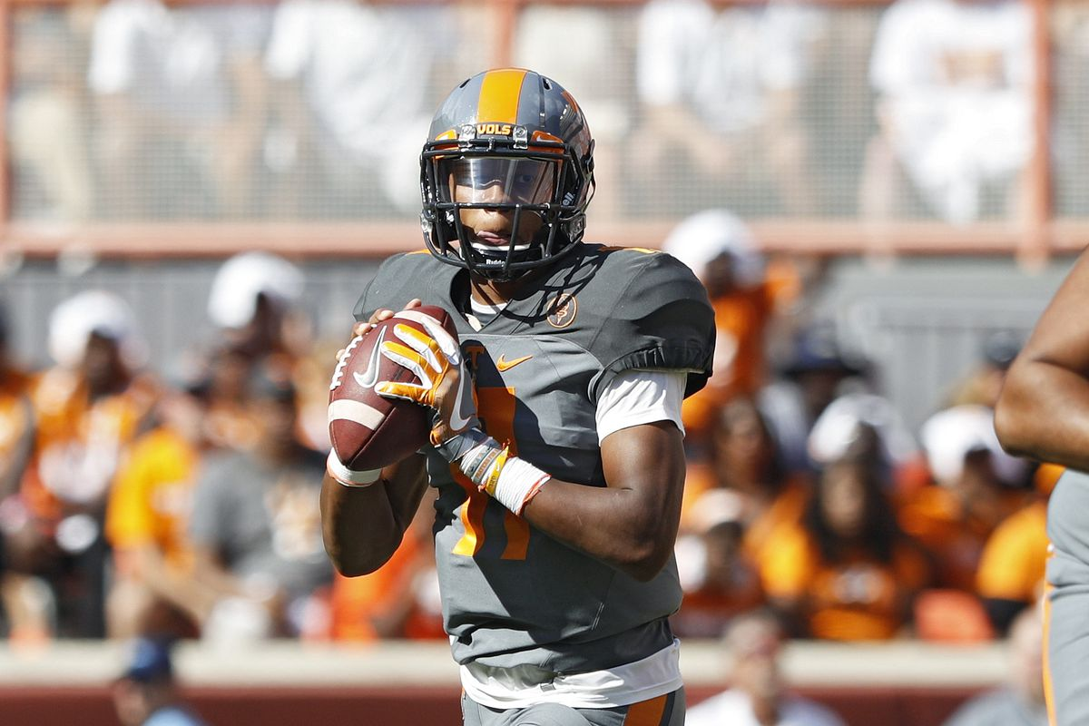 09103f7b2f3 Josh Dobbs might not be the future Steelers starting QB, but why label him  so soon?