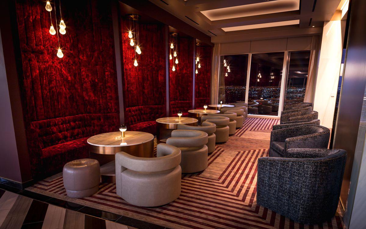A posh lounge
