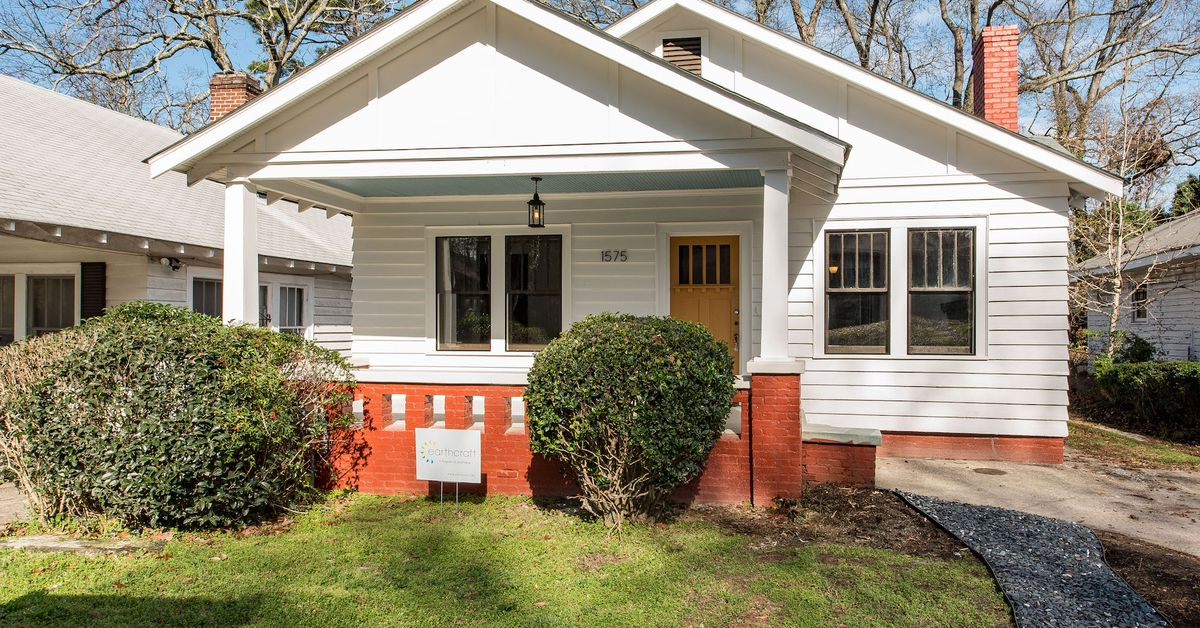 Second Atlanta home of Tuskegee Airman offered as affordable housing at $198K