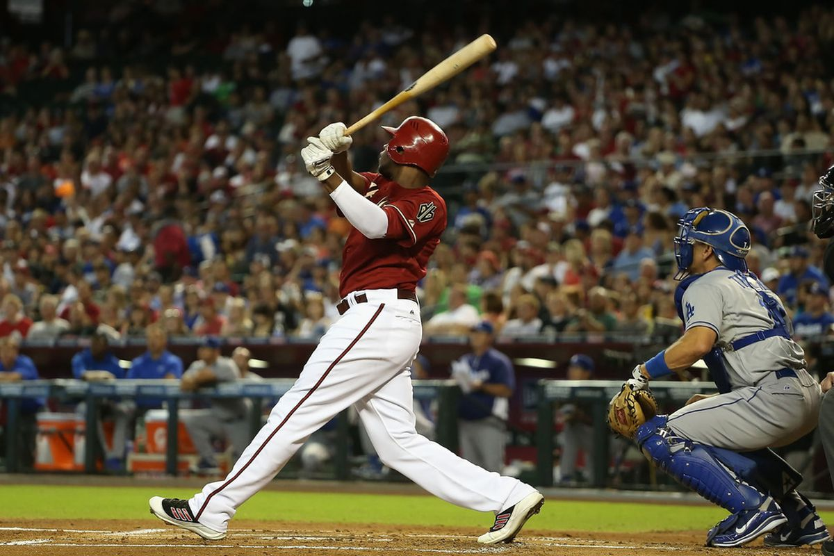 Could Justin Upton be available?