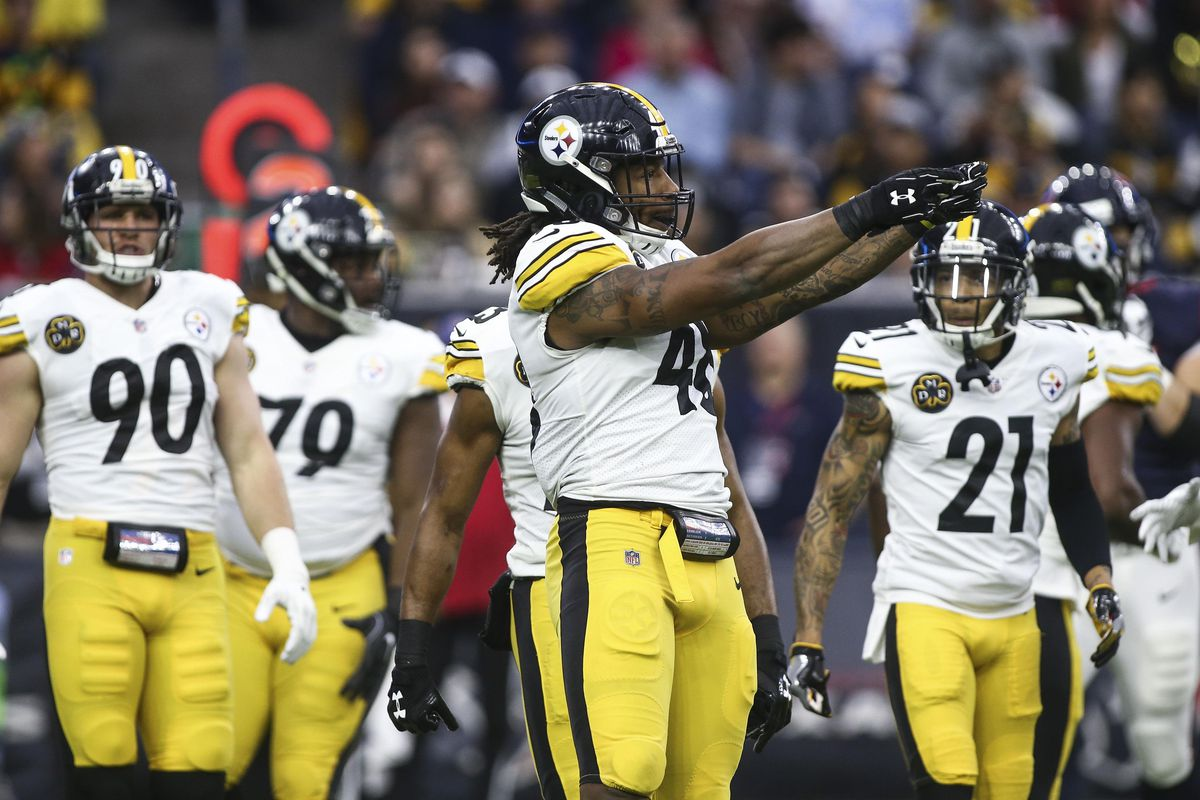 34e92b95f1d Steelers OTAs Day 1 Recap: Bud Dupree prepares to move from left to right  OLB