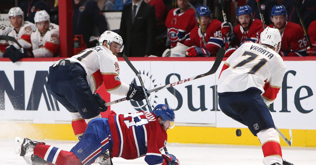 GameDay Caterwaul: Florida Panthers at Montreal Canadiens