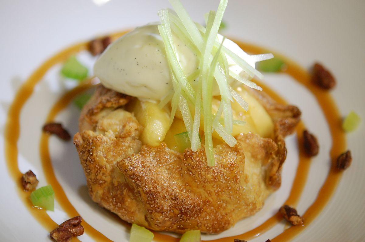 Equinox Celery Apple Dessert