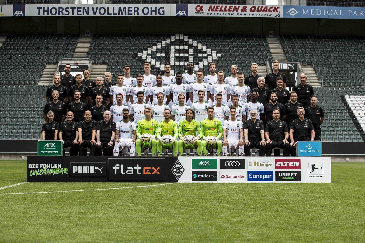 Borussia Mönchengladbach - Team Presentation