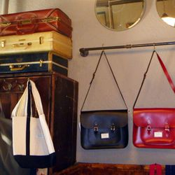Bags from the Leather Satchel Company for $220