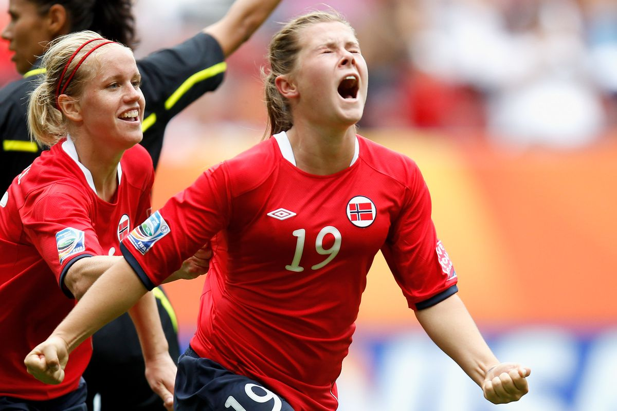 Norway v Equatorial Guinea: Group D - FIFA Women's World Cup 2011