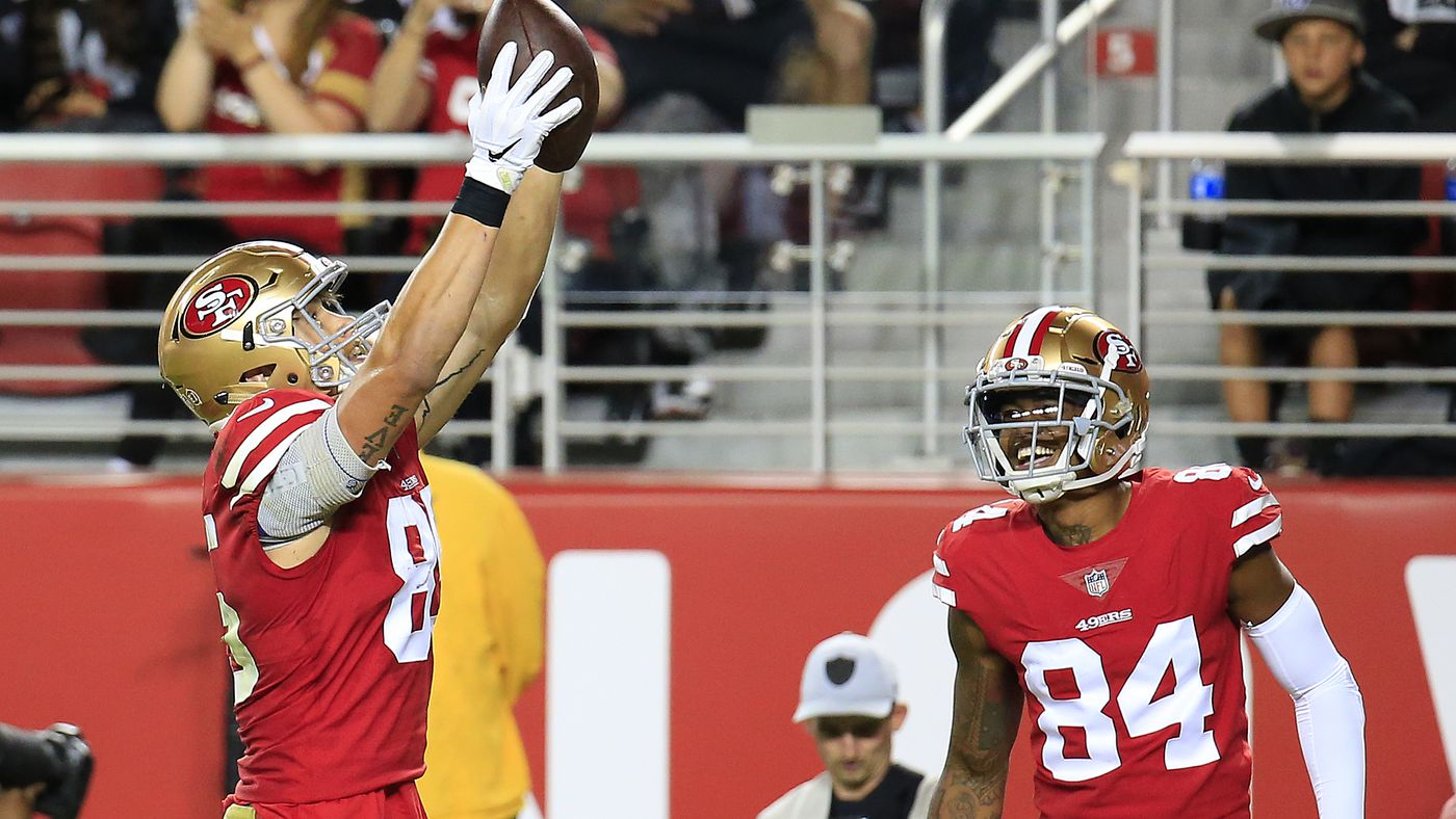What was your favorite 49ers play from 2018?