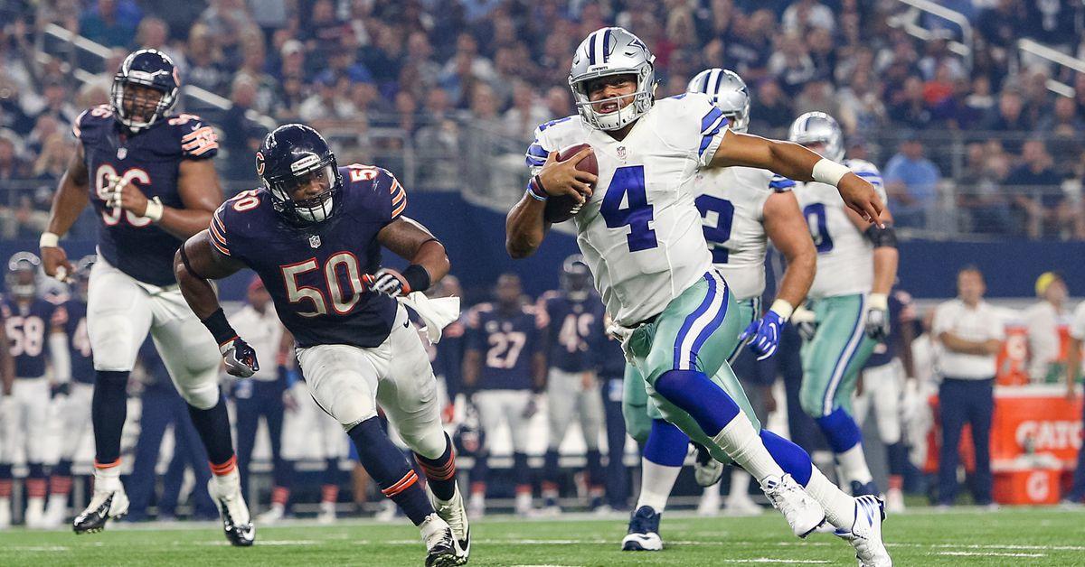 Thursday Night Football open thread: Cowboys at Bears
