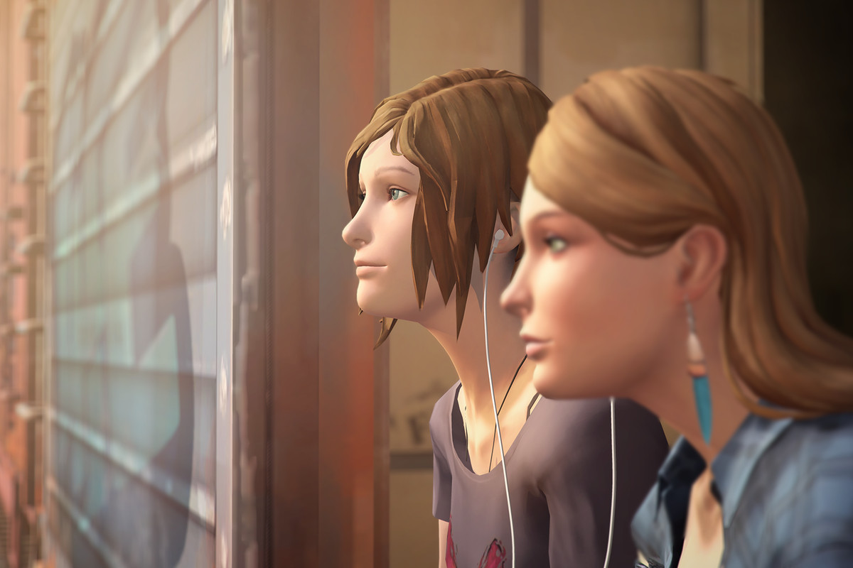 Life is Strange: Before the Storm - Chloe and Rachel